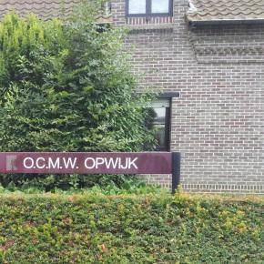 Afbraak gebouw OCMW-administratie