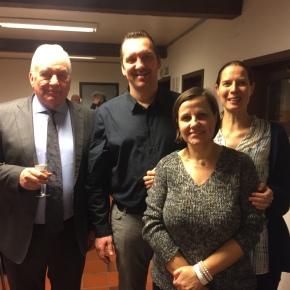 OCMW biedt 60 cursisten van Nederlandse lessen nieuwjaarsdrinkaan