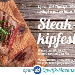 40ste eetfestijn Open VLD Opwijk-Mazenzele